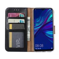 Bookcase Huawei P Smart Plus 2019 hoesje - Zwart
