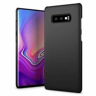 Samsung Galaxy S10E siliconen (gel) achterkant hoesje - Zwart