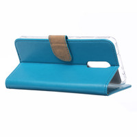 Bookcase Nokia 3.2 hoesje - Blauw