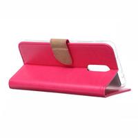 Bookcase Nokia 3.2 hoesje - Roze