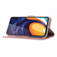 Bookcase Samsung Galaxy A60 hoesje - Rosé Goud