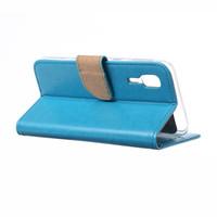 Bookcase Samsung Galaxy A2 Core hoesje - Blauw