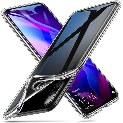 Samsung Galaxy A60 siliconen (gel) achterkant hoesje - Transparant
