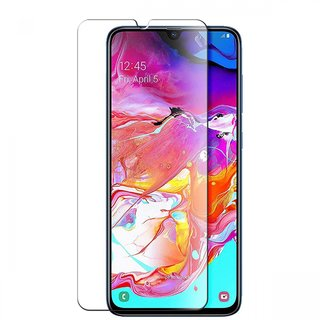 Samsung Galaxy A70 Screenprotector - Glas