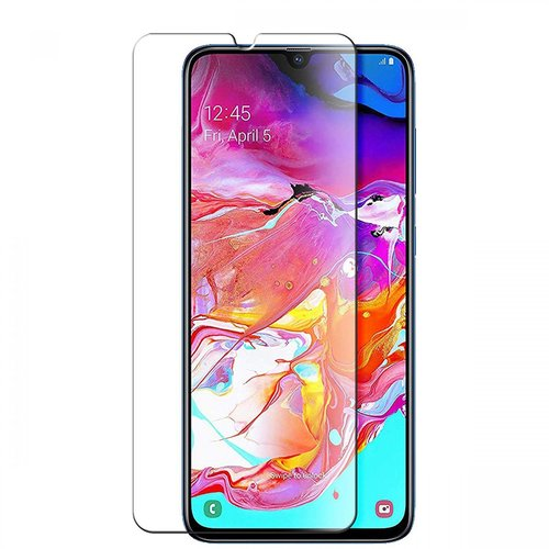 Samsung Galaxy A70 Screenprotector - Glas