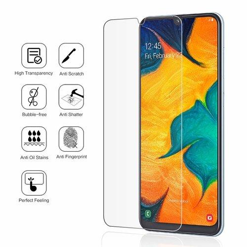 Samsung Galaxy A30 Screenprotector - Glas