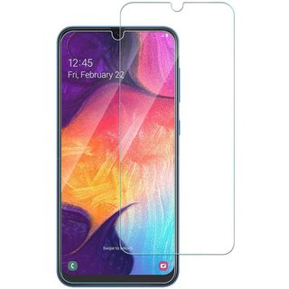 Samsung Galaxy A10 Screenprotector - Glas