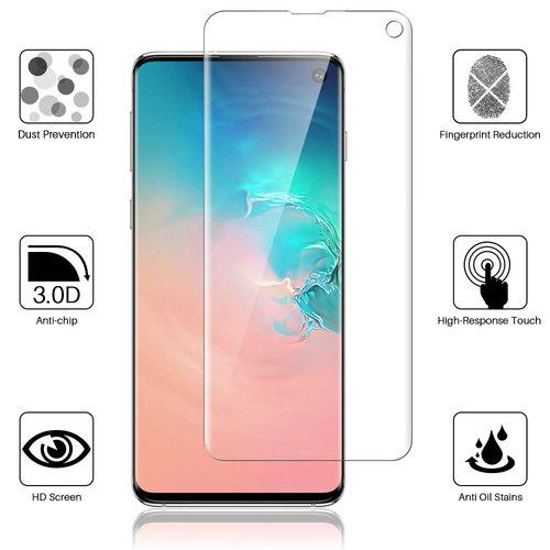 Samsung Galaxy S10e Screenprotector - Glas
