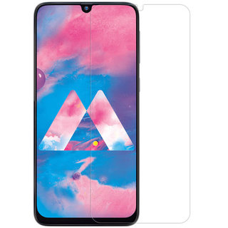 Samsung Galaxy M30 Screenprotector - Glas