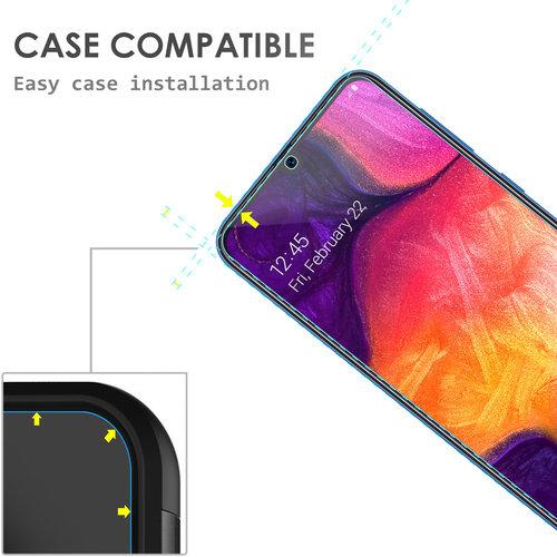 Samsung Galaxy M30 Screenprotector - Glas