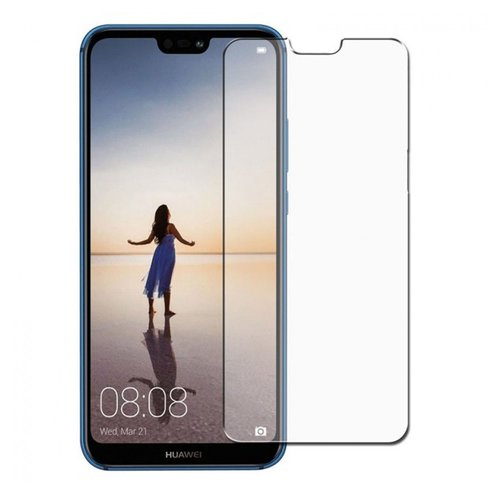 Huawei P20 Lite Screenprotector - Glas