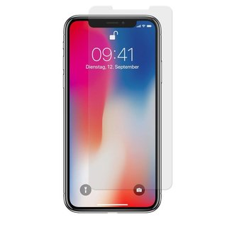 Apple iPhone X Screenprotector - Glas