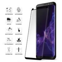 Xssive Samsung Galaxy S9 Screenprotector Full Cover - Glas