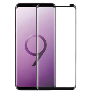 Samsung Galaxy S9 Plus Screenprotector Full Cover - Glas