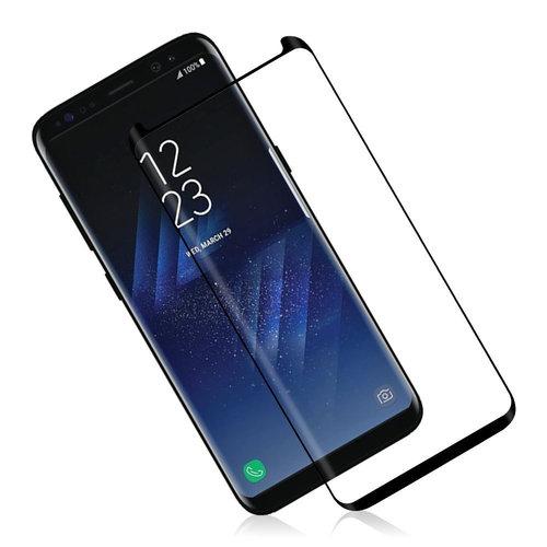 Xssive Samsung Galaxy S9 Plus Screenprotector Full Cover - Glas