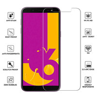 Samsung Galaxy J6 Plus (2018) Screenprotector - Glas