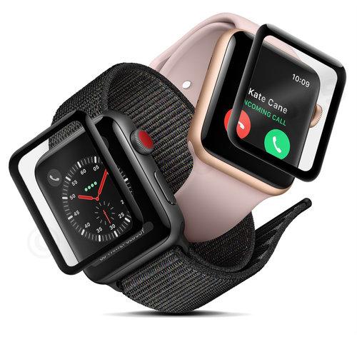 Apple Watch Screenprotector 3D 42mm - Glas