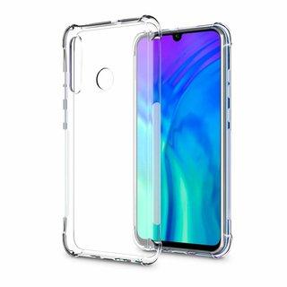 Honor 10 Lite siliconen achterkant hoesje - Transparant