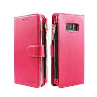 Xssive Portemonnee Case Samsung Galaxy S8 hoesje - Roze
