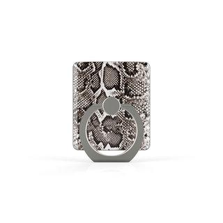 Telefoon Ring houder / Ring standaard universeel - Slangen print