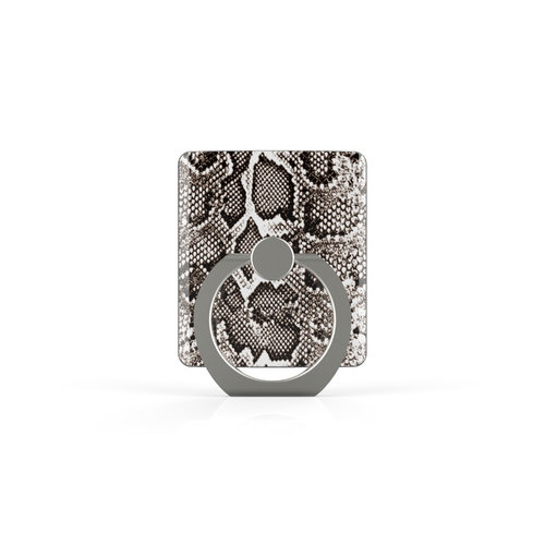 Xssive Telefoon Ring houder / Ring standaard universeel - Slangen print