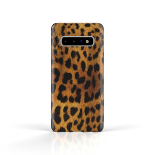 Fashion Case Samsung Galaxy S10 Plus hoesje - Panter print