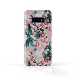 Fashion Case Samsung Galaxy S10E hoesje - Kersenbloesem print