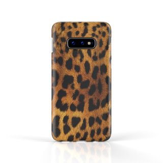 Fashion Case Samsung Galaxy S10E hoesje - Panter print
