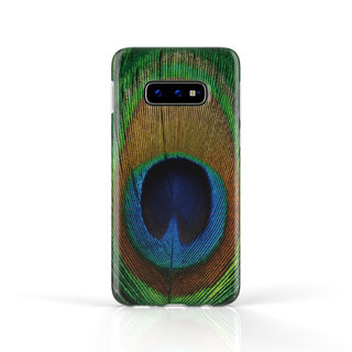 Fashion Case Samsung Galaxy S10E hoesje - Pauw print