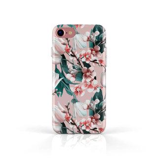 Fashion Case Apple iPhone 7 hoesje - Kersenbloesem print