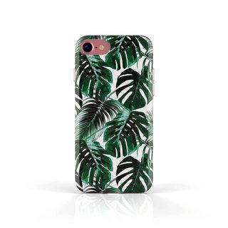 Fashion Case Apple iPhone 7 hoesje - Planten print