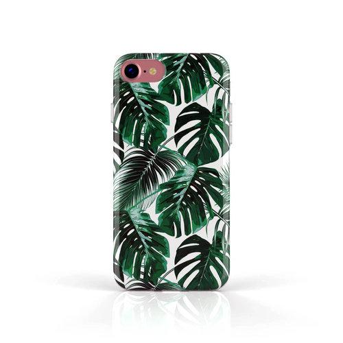 Xssive Fashion Case Apple iPhone 8 hoesje - Planten print