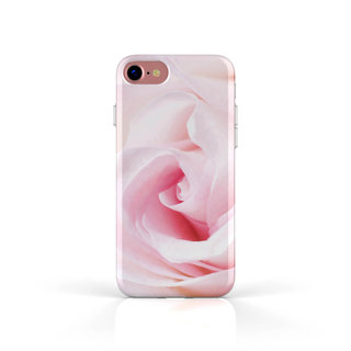Fashion Case Apple iPhone 8 hoesje - Roos print
