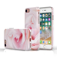 Xssive Fashion Case Apple iPhone 8 hoesje - Roos print