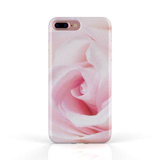 Fashion Case Apple iPhone 7 Plus hoesje - Roos print