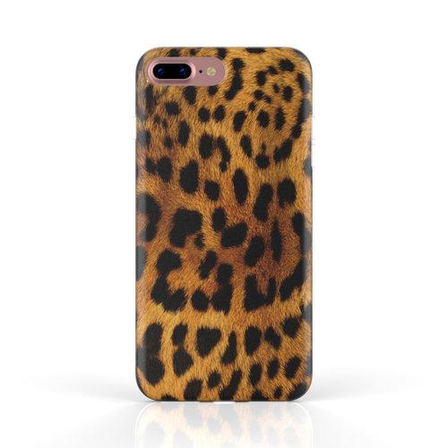 Xssive Fashion Case Apple iPhone 8 Plus hoesje - Panter print