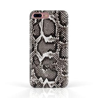 Fashion Case Apple iPhone 8 Plus hoesje - Slangen print