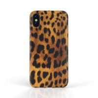 Xssive Fashion Case Apple iPhone X / XS hoesje - Panter print