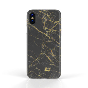 Xssive Fashion Case Apple iPhone XS Max hoesje - Port Laurant Marmer print