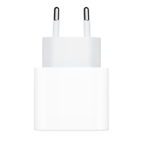 Apple 18W Originele Snellader USB-C / Type-C Power Adapter