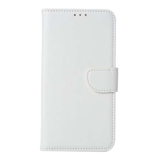 Bookcase Apple iPhone 11 hoesje - Wit
