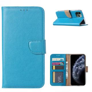 Bookcase Apple iPhone 11 Pro hoesje - Blauw