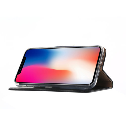 Bookcase Apple iPhone 11 Pro Max hoesje - Zwart