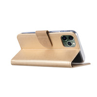 Bookcase Apple iPhone 11 Pro Max hoesje - Goud