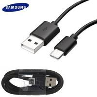 Samsung USB-C / Type-C Originele 120cm Data + oplaadkabel - Zwart