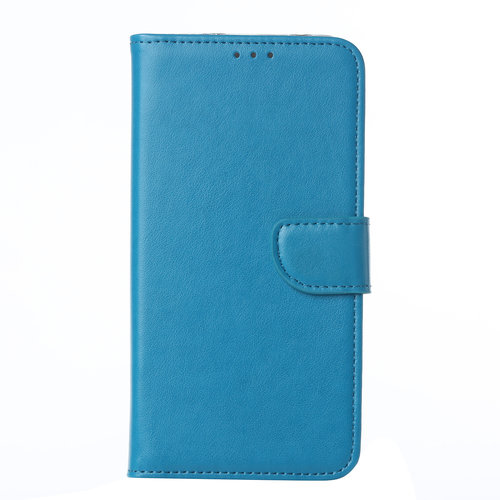 Bookcase Samsung Galaxy A21 hoesje - Blauw