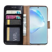 Bookcase Samsung Galaxy S20 Plus hoesje - Zwart