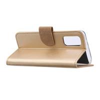 Bookcase Samsung Galaxy S20 hoesje - Goud