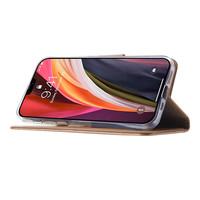 Bookcase Apple iPhone 12 Pro hoesje - Goud