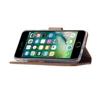 Bookcase Apple iPhone 6 / 6S hoesje - Bruin